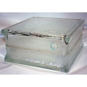 Pre-drilled IceScapes Glass Block   8