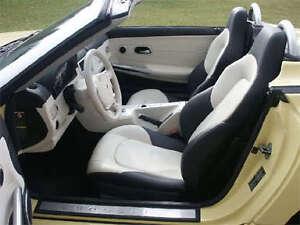Chrysler Crossfire Leather Interior Upgrade Kit Cover Ebay