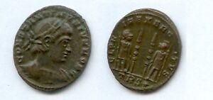 Petit-Bronze-Romain-III-eme-Siecle-Numero-16