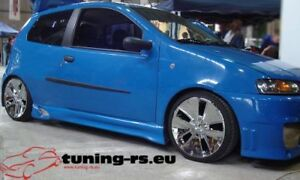 FIAT PUNTO 2 SIDE SKIRTS MK2 tuning-rs.eu