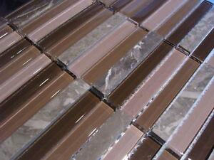 Naturstein marmor glas mosaik fliesen bad dusche sg0403 ebay - Mosaik fliesen dusche ...