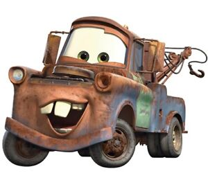Image Is Loading DISNEY Pixar CARS BiG Wall Mural Stickers Room