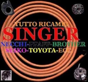 CINGHIA-di-cuoio-a-pedale-RICAMBI-MACCHINE-PER-CUCIRE-SINGER-NECCHI-macchina-da
