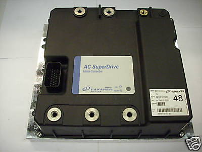 Danaher 83Y05101a  Ac Superdrive  Motor Controller  New