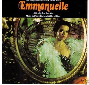 Emmanuelle - 1974- Original Movie Soundtrack CD | eBay