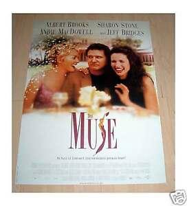 Filmposter-gerollt-Neu-Plakat-Die-Muse-Albert-Brooks