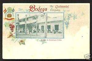Soerabaja Bodega Art Nouveau Java Indonesia ca 1899