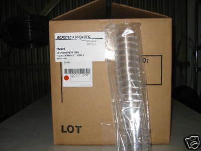 Sterile Polystyrene Petri Dish Plate 60x15 mm 500 /cs