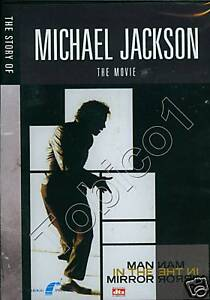 MICHAEL JACKSON STORY - MAN IN THE MIRROR - DVD SEALED