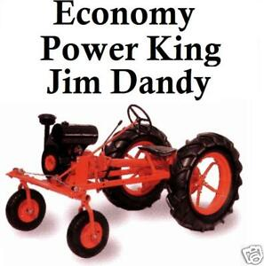 economy power king jim dandy manuals on dvd look look economy power king jim dandy manuals on dvd