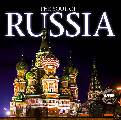 The Soul Of Russia - Various Artists (cd)