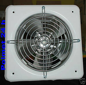 wandeinbau ventilator l fter wbs 200 leistung 350m3 h. Black Bedroom Furniture Sets. Home Design Ideas