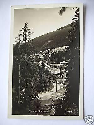AK Spindlermühle 1949 Riesengebirge Tschechien