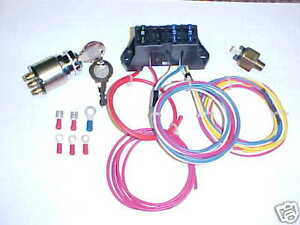 chopper wiring harness electrical components ebay