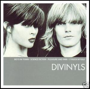DIVINYLS-THE-ESSENTIAL-CD-CHRISSY-AMPHLETT-GREATEST-HITS-BEST-OF-NEW
