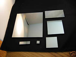 Two way mirror surveillance security spying custom cut ebay for Custom cut mirror
