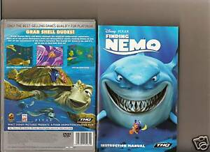 DISNEYS-FINDING-NEMO-PLAYSTATION-2-PS2-PS-2