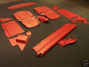 MGA-1500-1600-Twin-Cam-Coupe-Leather-interior-kit-new
