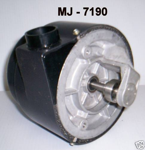 Getronics Government Solutions - Rotary Air Blower / Air Barrier Blower (NOS)