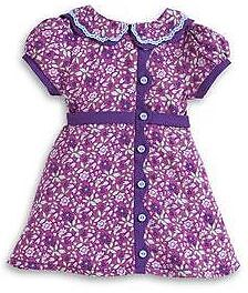 American Girl Ruthie's Meet DRESS Outfit Cecile Kit Marie-Grace Rebecca Samantha