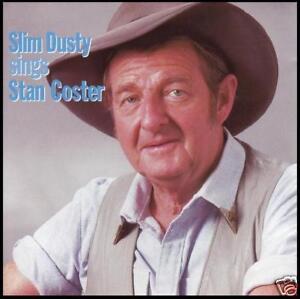 SLIM-DUSTY-SINGS-STAN-COSTER-CD-80s-AUSTRALIAN-COUNTRY-FOLK-NEW