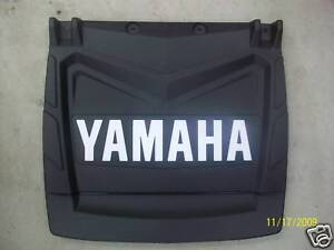 NEW-Yamaha-Snowmobile-Black-Snow-Flap-Phazer-Apex-Nytro-RX-1-Vector-Attack