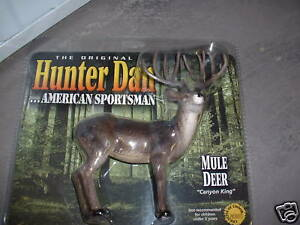 Hunter Dan  MULE DEER