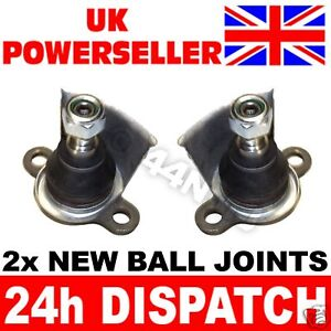 2-x-VW-Sharan-mk1-bottom-wishbone-BALL-JOINTS-N-S-amp-O-s