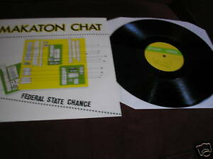 MAKATON-CHAT-Federal-State-Chance-2-UK-12-1982-Ex-Ex