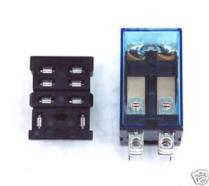 2pc-Relay-Socket-OMRON-Japan-PT08-0-8P-PCB-Soldering-Pin-gt-LY2-LY2N-LY2NJ-LY2N-J