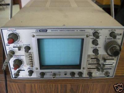 Bk Precision 60hz Oscilloscope 1560