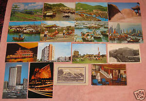 16-China-Postcards-Views-Chromes