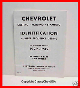 1932 Chevy Casting Number Related Keywords & Suggestions
