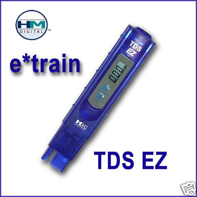 HM Digital TDS-EZ Meter/Tester, Water/ppm/Purity/Filter