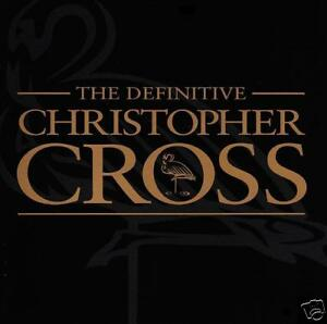 CHRISTOPHER-CROSS-DEFINITIVE-D-Rem-CD-80s-90s-NEW