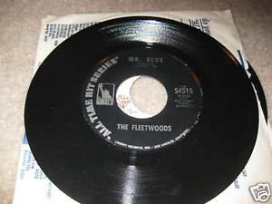 Fleetwoods, The - Mr. Blue