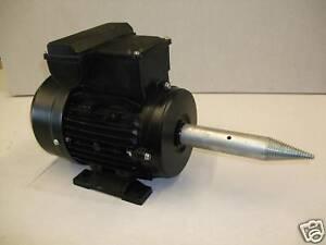 2HP Single Phase Electric Polishing/Buffing Machine
