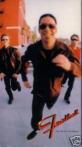 FASTBALL-They-Wanted-the-Highway-LONG-PROMO-video-VHS