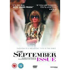 The September Issue DVD Anna Wintour ★ NEW ★