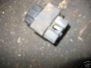 86 suzuki lt230ge lt230 lt 230 ge fusebox fuse box image is loading 86 suzuki lt230ge lt230 lt 230 ge fusebox