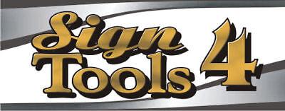 BEST software for Summa Vinyl Cutter/Plotter ,SignTools 4 Corel Draw - CorelDRAW