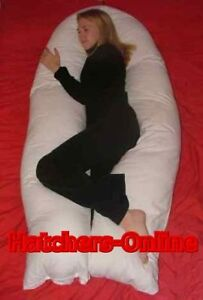 BIG-V-SUPPORT-PILLOW-MATERNITY-PREGNANCY-BODY-COMFORT-U