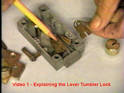 Locksmith Training Videos 13 Courses - Over 15 Hours Of Instruction