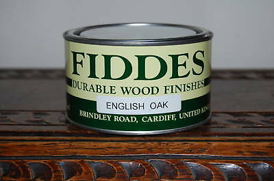 FIDDES ENGLISH OAK ANTIQUE WAX FURNITURE POLISH 400ml