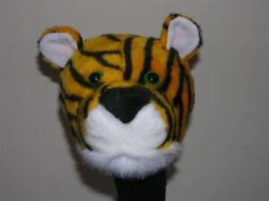 Novelty Animal Golf Club Wood Driver Headcover BULLDOG