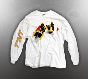 vintage ski doo tnt snowmobile tee shirt like nos ebay