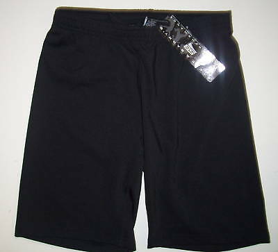 Steve & Barry's Dry Performance Black Shorts Small