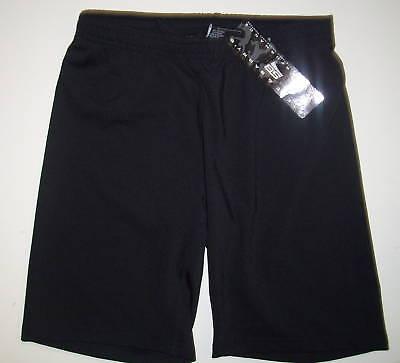 Steve & Barry's Dry Performance Black Shorts Small