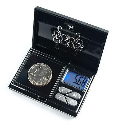 100g x 0.01g Digital Pocket Scale ATP-168 Ultra Mini 0.01 gram precision Scale
