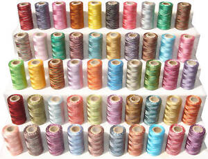 50-Variegated-Rayon-Machine-Embroidery-Thread-Spools-Best-Deal